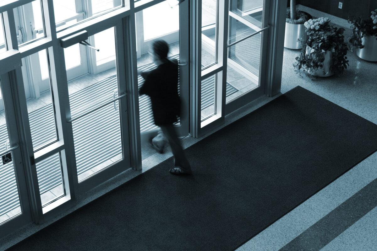 Employee leaving employer.